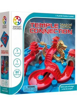 "SMARTGAMES ΕΠΙΤΡΑΠΕΖΙΟ ""TEMPLE CONNECTION"" (80 ΠΡΟΚΛΗΣΕΙΣ) 151988"