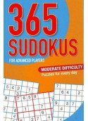 365 SUDOKUS FOR ADVANCED PLAYERS