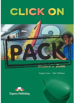 CLICK ON 2 (STUDENT'S BOOK + CD)