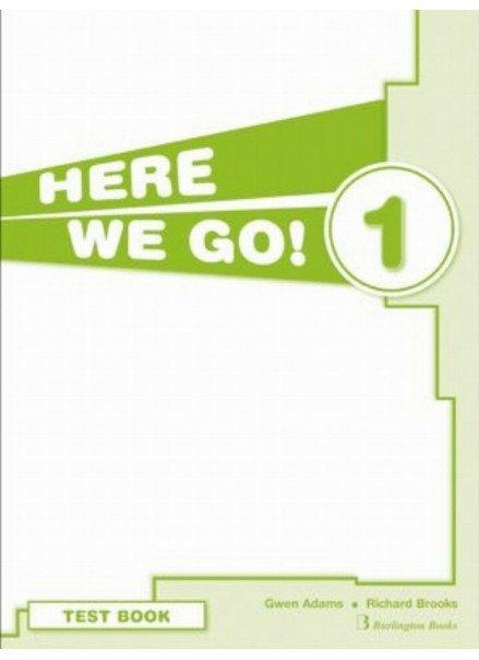 HERE WE GO 1 (TEST BOOK)