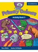 PRIMARY COLOURS 3 ACTIVITY BOOK