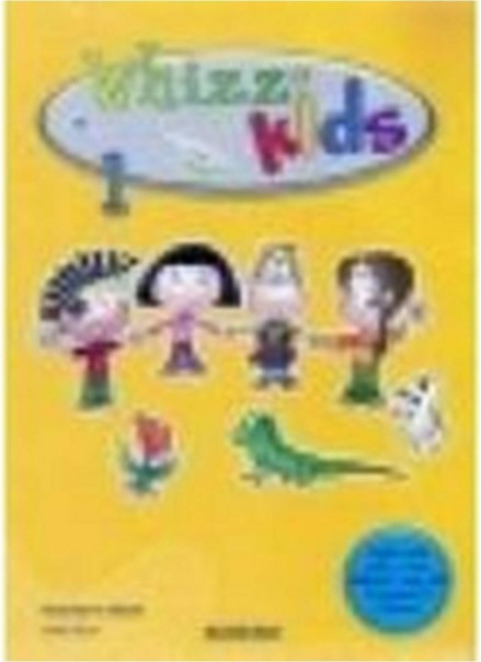 WHIZZ KIDS 1 (STUDENT'S BOOK + STORY BOOK)