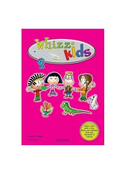 WHIZZ KIDS 2 (STUDENT'S BOOK + STORY BOOK)