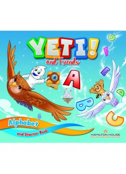 YETI AND FRIENDS JUNIOR A (LANGUAGE BOOSTER) ALPHABET AND STARTER BOOK