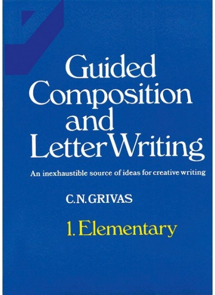 GUIDED COMPOSITION AND LETTER WRITING 1 - ELEMENTARY