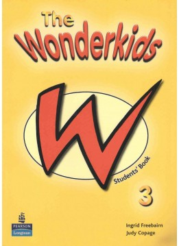 THE WONDERKIDS 3 (STUDENTS BOOK)