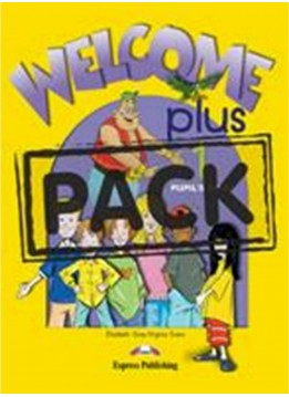 WELCOME PLUS 1 (STUDENTS BOOK)