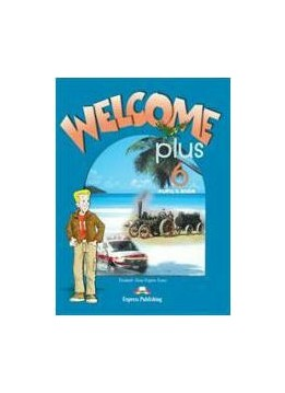 WELCOME PLUS 6 (STUDENTS BOOK PACK + CD)
