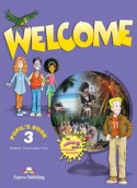 WELCOME 3 (STUDENT'S BOOK + CD)