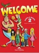 WELCOME 2 (STUDENT'S BOOK+CD)