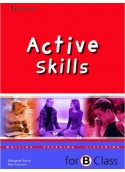 ACTIVE SKILLS FOR B CLASS (STUDENT'S BOOK)