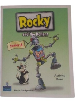 ROCKY AND THE ROLLERS JUNIOR A (ACTIVITY BOOK)