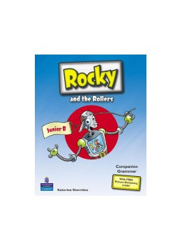 ROCKY AND THE ROLLERS JUNIOR B (COMPANION AND GRAMMAR BOOK)
