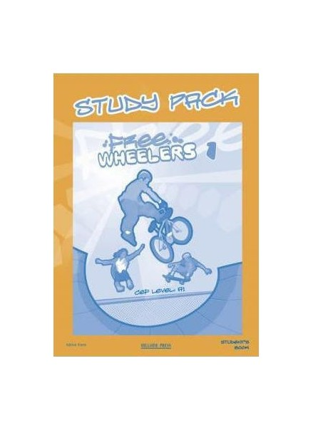 FREE WHEELERS 2 (STUDY PACK) LEVEL A1+