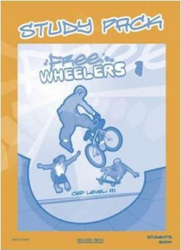 FREE WHEELERS 1 (STUDY PACK) LEVEL A1