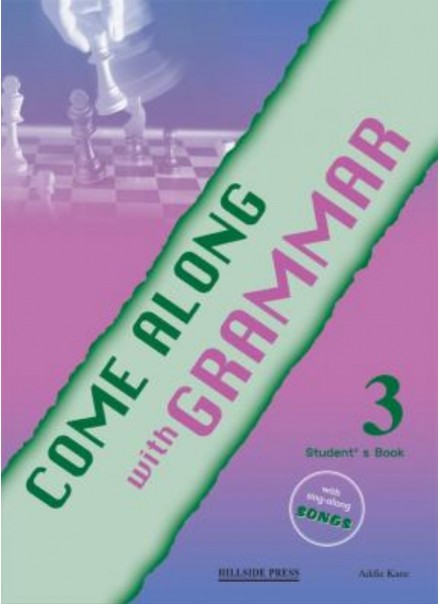 COME ALONG WITH GRAMMAR 3 - STUDENT'S BOOK